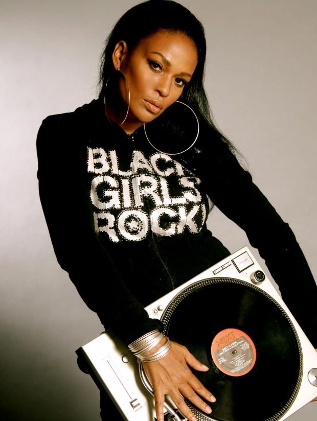 Beverly Bond, Celebrity DJ & Founder of Black Girls Rock!